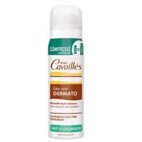 Déo Soin Dermato Spray Compressé en 75 ml sans sels d'aluminium