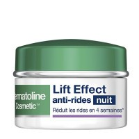 Dermatoline Cosmetic Lift Effect Anti-rides Nuit 50ml