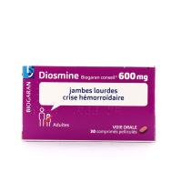 Diosmine 600mg