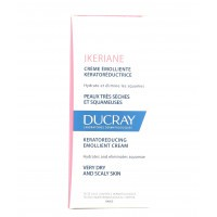DUCRAY ikeriane crème émolliante kératoréductrice Tube 150ml