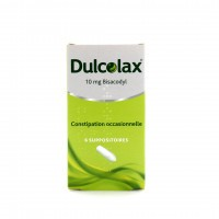 Dulcolax suppositoires