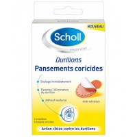 Pansements Coricides Durillons