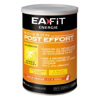 Eafit boisson post-effort orange 457g