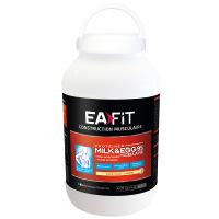 EAFIT Milk & Egg 95 Micellaire Vanille 2.2kg