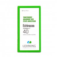 Echinacea Complexe n°40 solution buvable 30 ml
