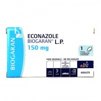 Econazole L.P. - 150 mg - 1 Ovule