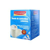Elastoplast Bande cohesive 7 cm - Blanc