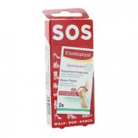 Elastoplast SOS ampoule grande taille - Boîte de 2 pansements