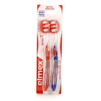 Elmex InterX Brosse à Dents Protection Caries Medium
