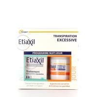 Etiaxil Programme Nuit/Jour Transpiration Excessive