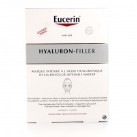Eucerin Hyaluron-Filler Masque Intensif à l'Acide Hyaluronique