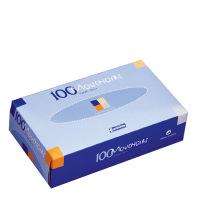 Euromédis Mouchoirs Boîte de 100