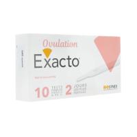 Exacto Test d'Ovulation