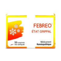 Febreo état grippal