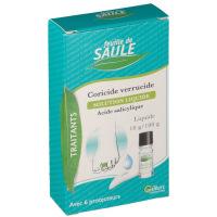 Feuille de Saule Verrucide-Coricide Solution GILBERT 4 g