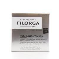 Filorga NCEF-Night Mask masque multi-correcteur-suprême en 50 ml