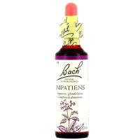Fleurs de Bach IMPATIENS – n°18 20 ml