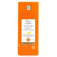 Flora solaris SPF 20 soin solaire visage protecteur teinté 40 ml