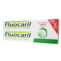Fluocaril Menthe lot 2x75 ml