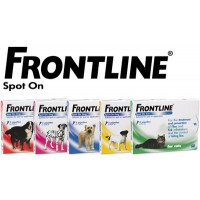 Frontline Spot-On 4 et 6 pipettes