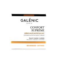 Galenic Confort Suprême Crème Nuit Haute Nutrition 50ml