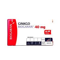 Ginkgo 40 mg Biogaran 90 cps