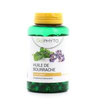 Go Phyto Huile de Bourrache Antioxydant