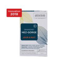 Granions Nez Gorge 10 gélules + 10 comprimés