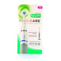 GUM PowerCare Brosse à Dents Électrique Rechargeable