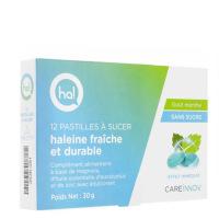 Ha! Haleine fraîche 12 pastilles à sucer