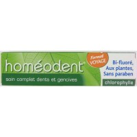 Homéodent Soin complet Dentifrice Format voyage