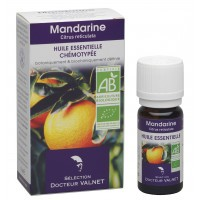 Huile essentielle de Mandarine  Valnet 10 ml
