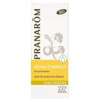 Pranarom  Huile végétale noyau d'abricot Bio 50 ml