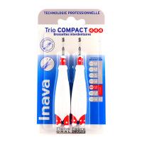Inava Brossettes Trio Compact 4/4/4
