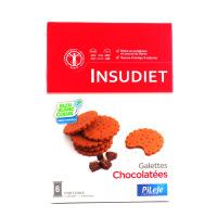 INSUDIET Galettes Chocolatées 6 portions