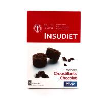 Insudiet rochers croustillants chocolat