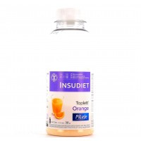 INSUDIET Toplett goût Orange 30g
