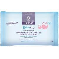JONZAC Bébé Bio Lingettes nettoyantes Dermo-Douceur 40 lingettes