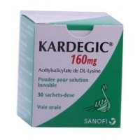KARDEGIC 160 mg SACHETS