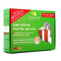 Keratine forte sérum anti chute Biocyte