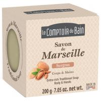 Le Comptoir du Bain Savon de Marseille Surgras