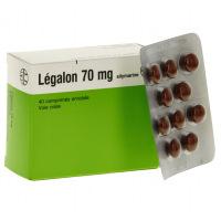 LEGALON 70mg 40 comprimés