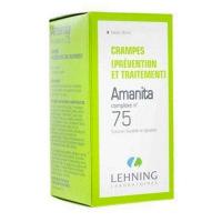 Lehning Amanita Complexe 75 Solution buvable en gouttes 30 ml