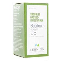 Lehning Basilicum Complexe 96 Solution buvable en gouttes 30 ml