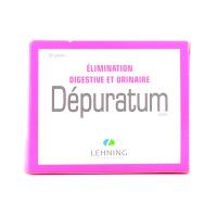 Lehning Dépuratum 60 gélules