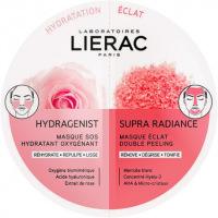 Lierac Duo Mask Hydragenist X Supra Radiance 2x6ml