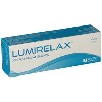 Lumirelax 10% crème 80 g