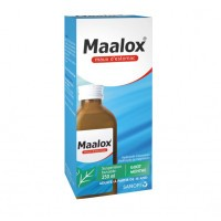 Maalox suspension buvable 250ml