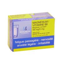 MAGNESIUM VITAMINE B6 48mg/5mg 50 comprimés CONSEIL