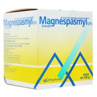 Magnéspasmyl 1,9% granulés 100g